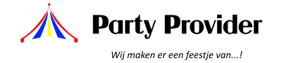 Party Provider Website Achtergrond Wit 400x90